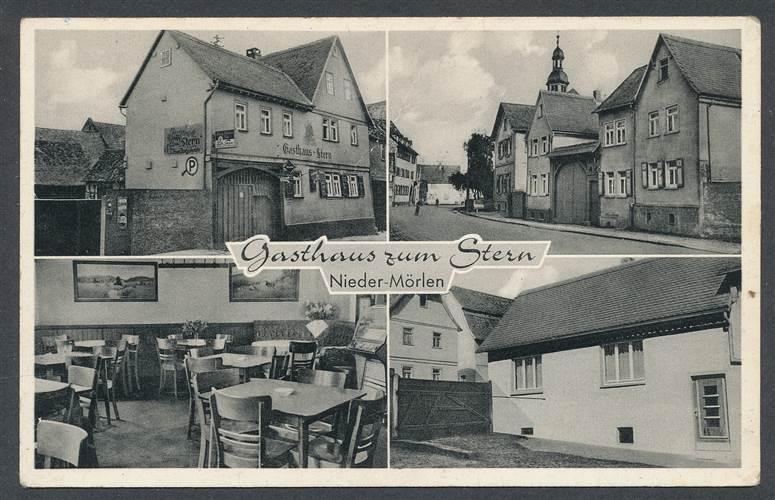 623748) AK Gasthaus zum Stern Nieder Mörlen bei Bad ...