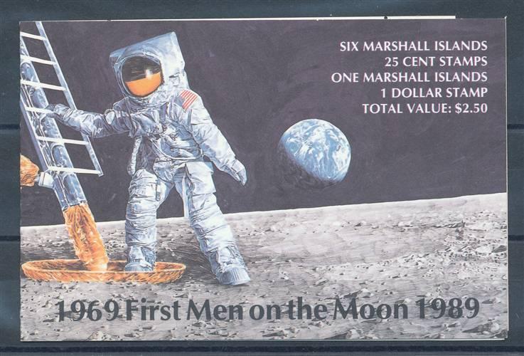 Intelligente 151079) Marshall îles Markenheft 237-43 ** Spatiale-afficher Le Titre D'origine En Quantité LimitéE